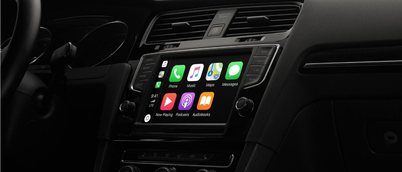 Hướng Dẫn Sử Dụng Apple CarPlay