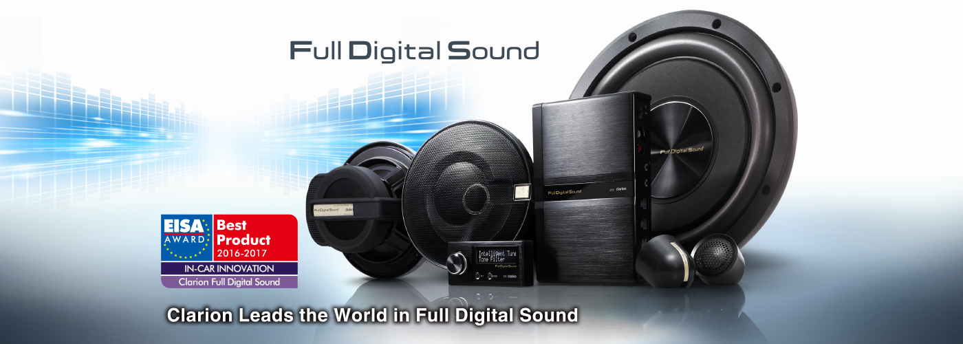 Full Digital Sound Products
